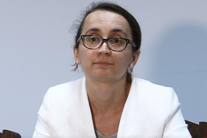 Procuroarea Maria Pițurcă
