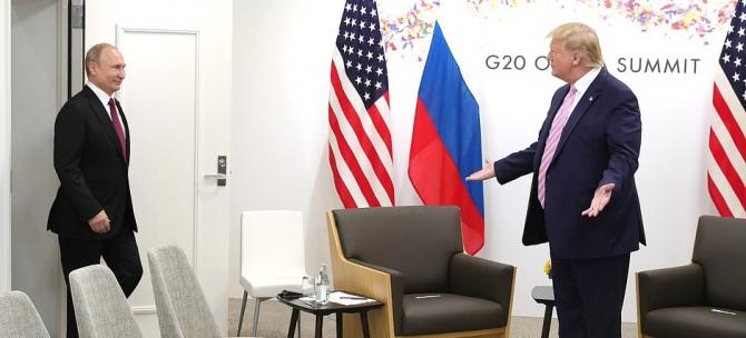 La întâlnirea cu Donald Trump