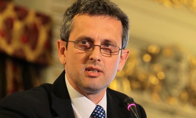 Valentin Lazea, economist șef al BNR