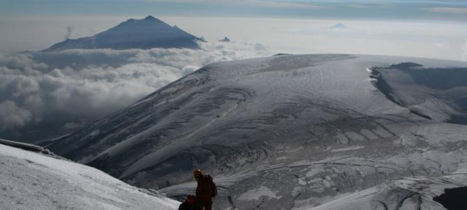 Un vulcan care s-a trezit, deși nimeni nu îl mai considera activ