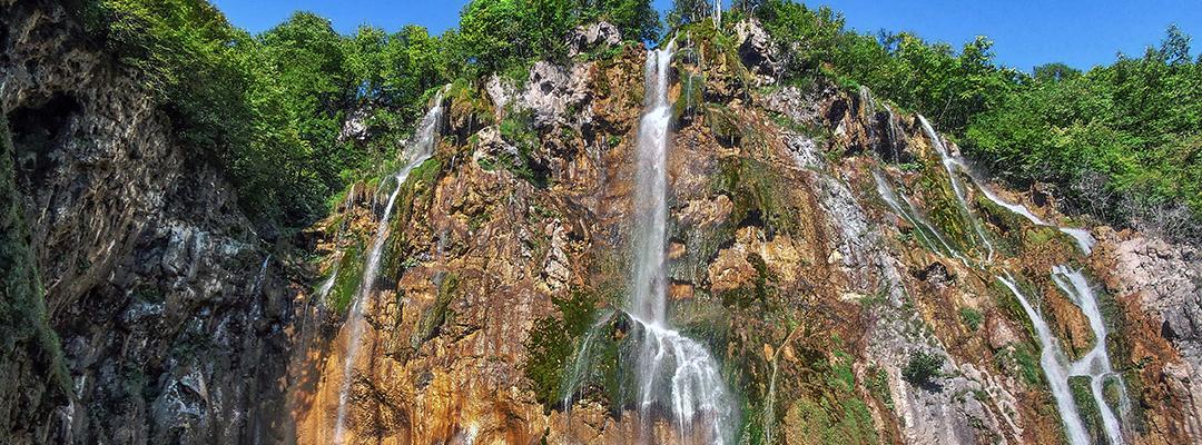 Cascada Veliki Slap, Croația
