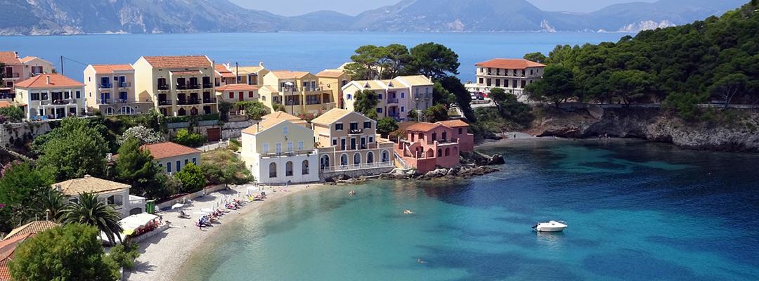 Assos, Grecia