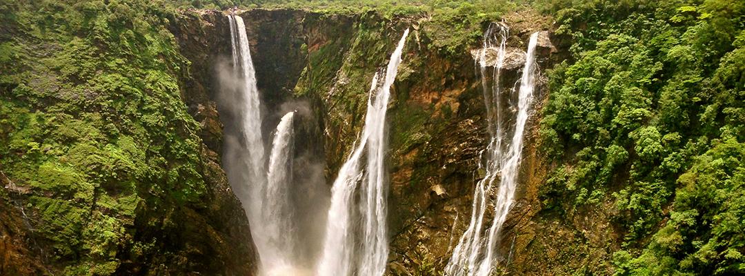 Cascada Jag, India