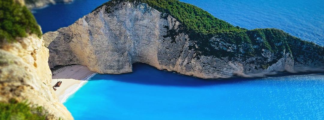 Navagio, Grecia
