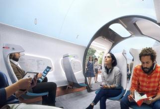 Proiectul olandezilor de la Hardt presupune contruitea unui Hyperloop de peste 10.000 km din Europa