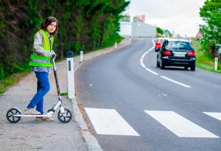 Educatia rutieră în Franța este materie obligatorie în școli