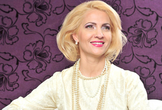 Mihaela Proicea, managerul clinicii Bio Ortoclinic