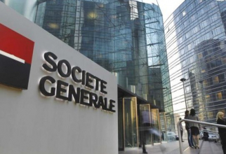 Societe generale a demarat un program de reorintare a activităților
