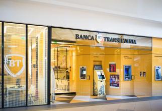 Din totalul tranzacţiilor cu acţiuni, peste jumătate au fost cu titlurile Băncii Transilvania.