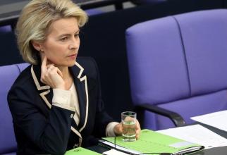 Candidata germană la șefia Comisiei Europene