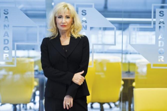 Doris Andronescu, director general Sanador