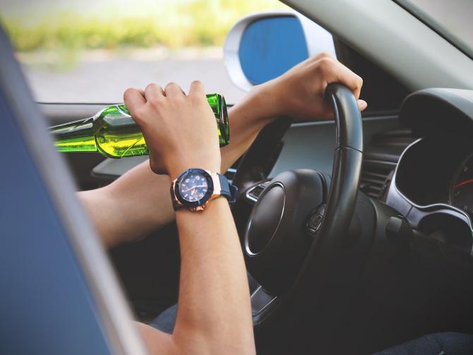 Șoferii în stare de ebrietate vor rămâne fără permis timp de un an