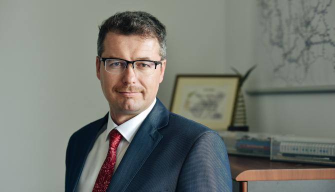 Amadeo Neculcea, director general adjunct al GFR