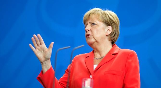 Cancelarul Merkel este extrem de urmărită de presă