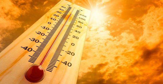 Valul de căldură va afecta calota glariară