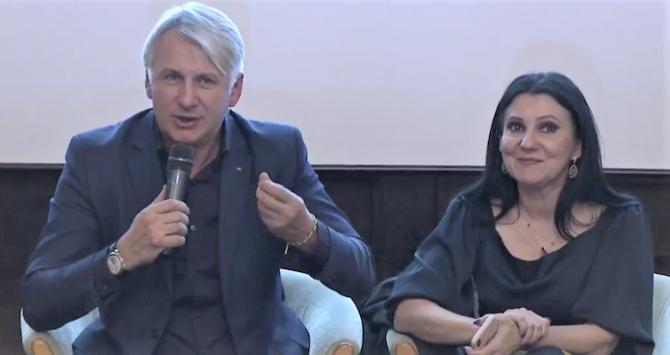 Miniștrii Eugen Teodorovici și Sorina Pintea, printre invitați