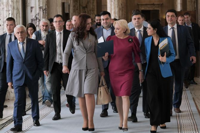 Viorica Dăncilă a anunțat că începe evaluarea ministerelor