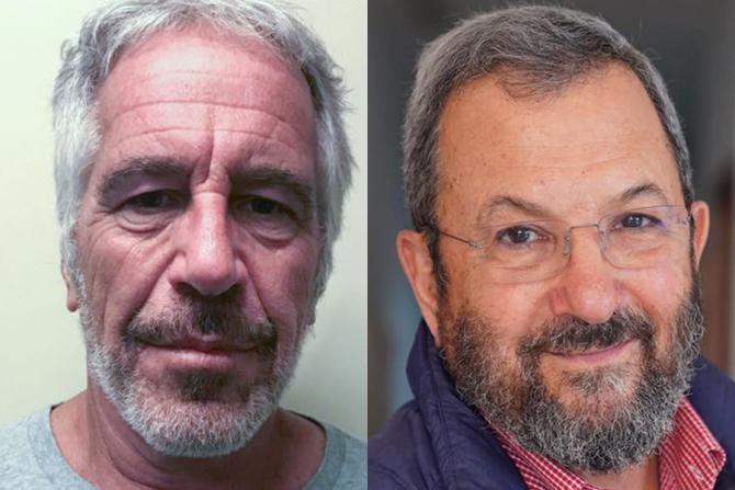 Jeffrey Epstein și Ehud Barak