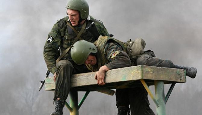 Soldați care nu știu ce înseamnă frica sau stresul