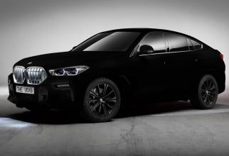 BMW X6 vopsit cu Vantablack VBx2