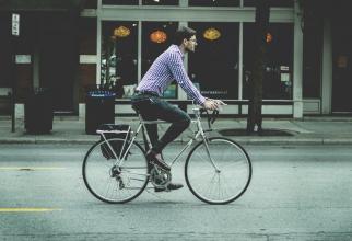 191 de bicicliști au murit în anul 2017