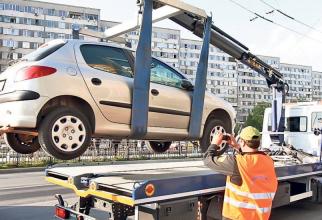 Perioada maximă de depozitare este de 6 luni. În situaţiile în care proprietarul nu se prezintă în acest termen pentru ridicare, vor fi luate măsurile prevăzute de Legea nr. 421/2002 privind regimul juridic al vehiculelor fără stăpân sau abandonate.