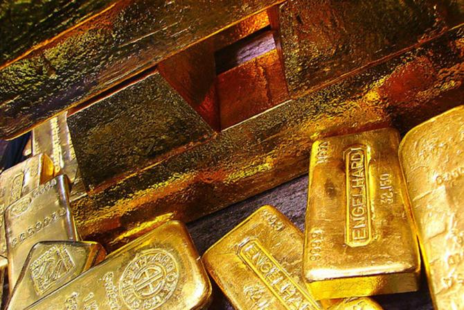 Aurul continuă să se scumpească