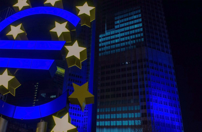 Banca Centrală Europeană a tras miercuri un semnal de alarmă asupra efectelor secundare generate de politica sa monetară relaxată