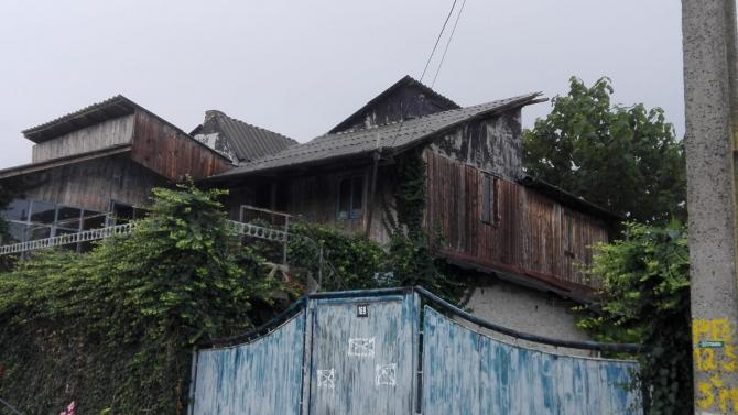 Locuința lui Gheorghe Dincă
