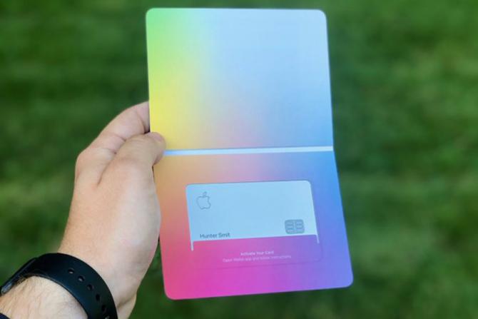 Cardul Apple are instrucțiuni de spălare