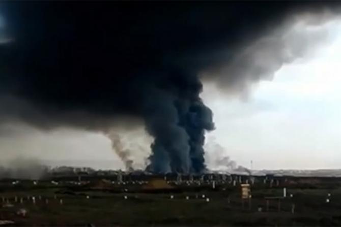 Accidentul nucleat din Arhanghelsk