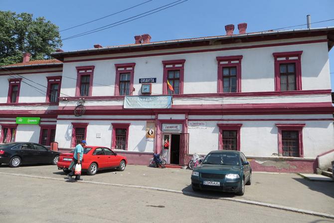 Gara Oravița