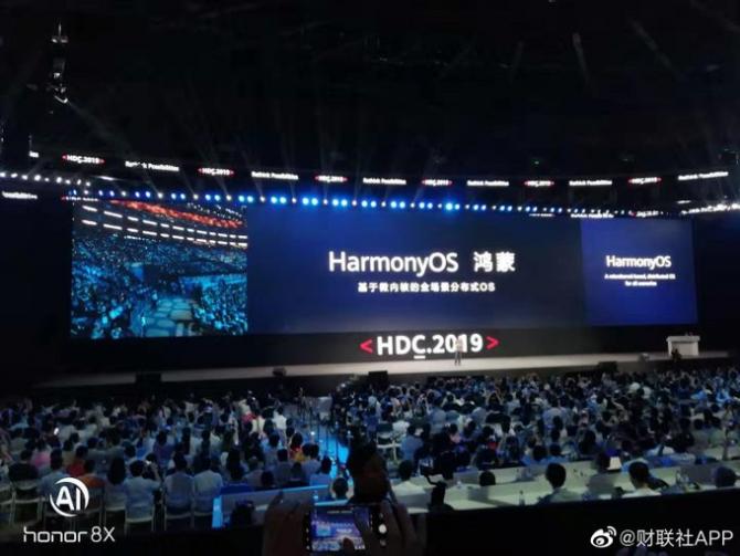 Hiawei a prezentat nou sistem de operare HarmonyOS