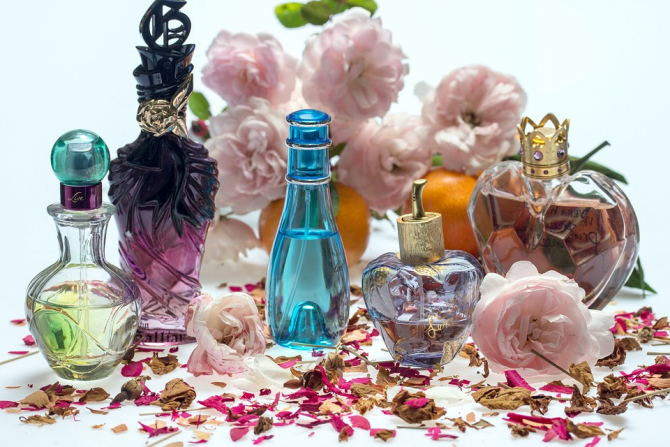 Piața parfumurilor este extrem de competitivă