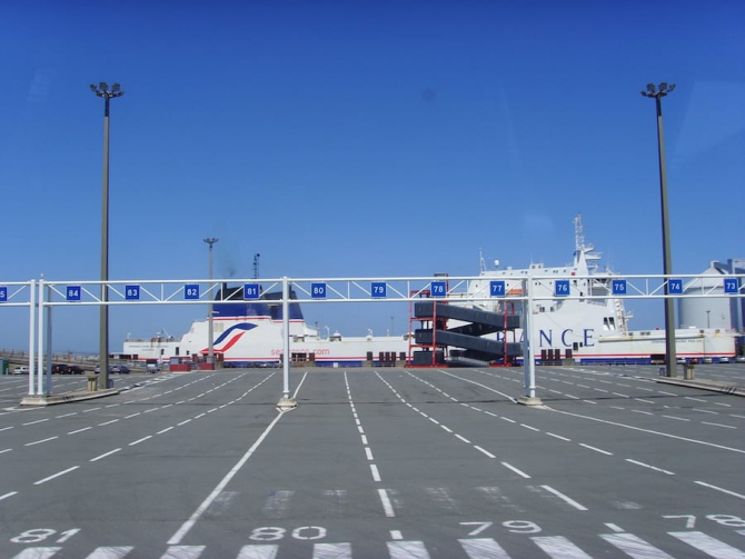 Portul dn Calais