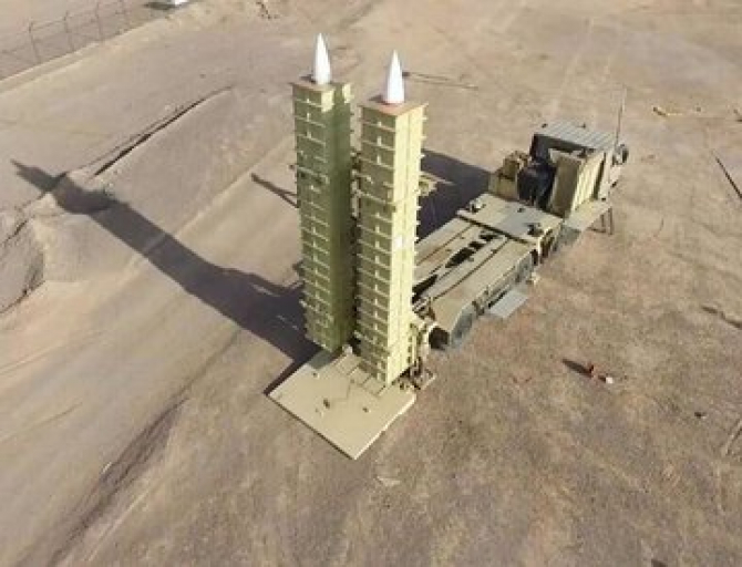 Noul sistem de rachete sol-aer
