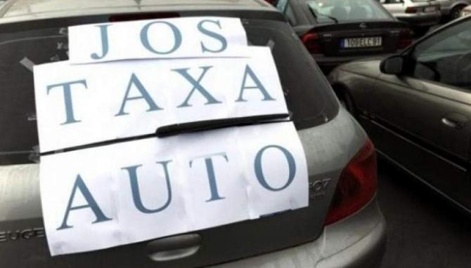 Taxa auto re restituie
