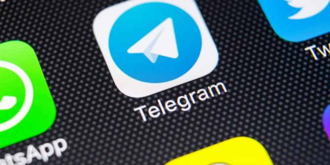 Telegram va proteja identitatea protestatarilor din Hong Kong