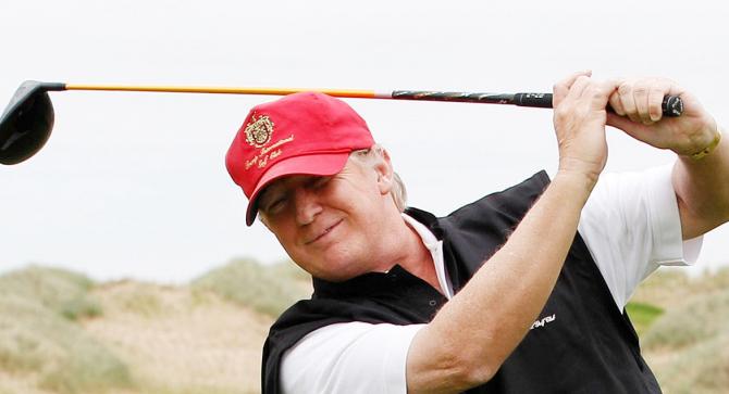 Trump a asigurat că nu va câștiga nimic