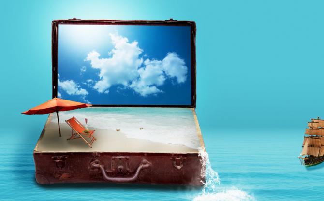 Românii și bulgarii nu-și rezervă vacanțele online