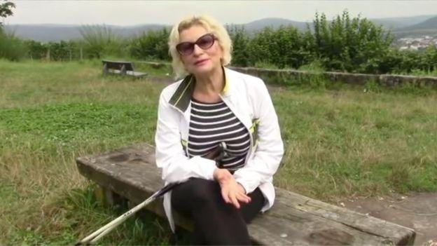 """Tatiana Efimova promovează """"terapia"""" cu bicarbonat de sodiu"""