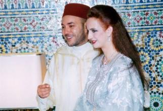 Mohammed al VI-lea al Marocului și Prințesa
