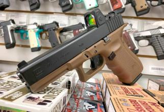Oameni de afaceri cer un mai mare control al armelor de foc