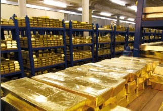 Aurul cunoaște un nou val de scumpiri