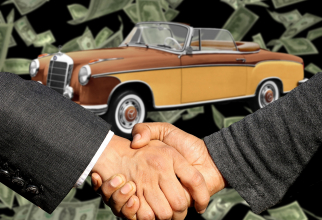 Comerțul cu autovehicule