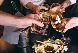 Romania are cele mai ieftine băuturi alcoolice