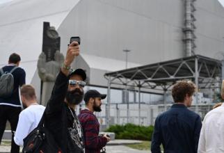 Turiștii vin la Cernobîl cu totul alte scopuri