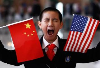 SUA și China, două puteri care se tachinează