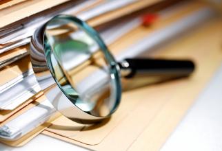 O analiză atentă a arătat hibele documentului