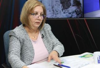 Elena Mateescu, director general ANM